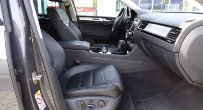 VW Touareg 3.0 TDI BlueMotion Technology Tiptronic Allradantrieb
