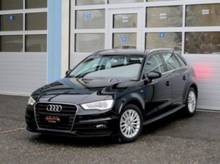 AUDI A3 Sportback 1,4 TFSI Attraction Limousine