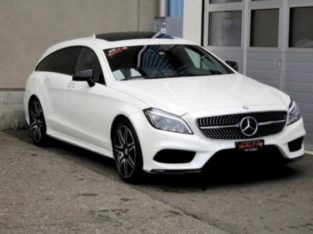 MERCEDES-BENZ CLS Shooting Brake 400 4Matic