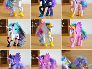 14cm My Little Pony Puppe Princess