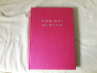 Buch Pinocchios Abendteuer