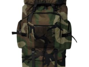 Armee-Style Rucksack XXL 100 L Camouflage