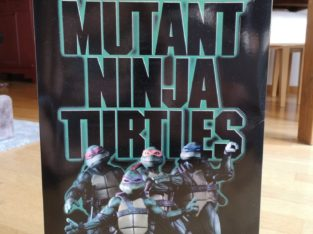 Teenage Mutant Ninja Turtles Figuren